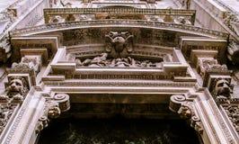Duomo de Milano Fotografía de archivo