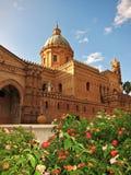 Duomo de Palerme Images stock