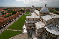 Duomo de Pisa Imagenes de archivo