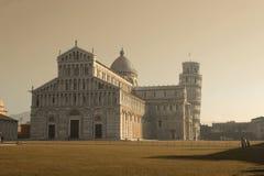 Duomo de Pise Photo stock
