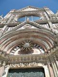 Duomo de Sienne Image libre de droits
