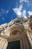 Duomo de Sienne Images stock