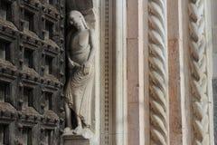 Duomo del lodi imagen de archivo libre de regalías