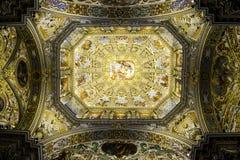 Duomo del ` s de Bérgamo Fotografía de archivo