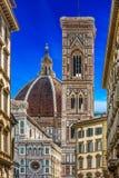 Duomo dell'IL a Firenze Fotografia Stock