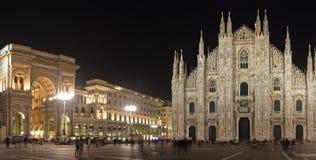 Duomo della piazza fotografie stock libere da diritti