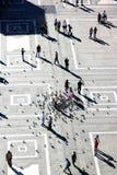 Duomo della piazza di Milano Immagine Stock Libera da Diritti