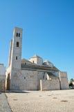 Duomo della st Corrado Molfetta La Puglia L'Italia Fotografie Stock Libere da Diritti