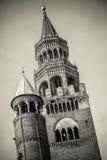 Duomo des Cremona-StadtGlockenturms Lizenzfreies Stockbild