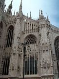 Duomo detail view Stock Photos