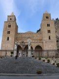 Duomo di Cefalù Royalty Free Stock Photo
