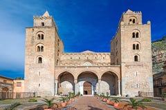 Duomo di Cefalu Royalty Free Stock Photo