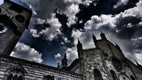 Duomo di Como Photo stock