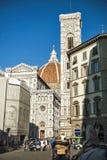 Duomo Di Firenze Royalty-vrije Stock Foto's
