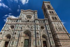 Duomo di Firenze Royalty Free Stock Photography