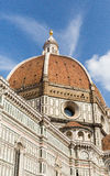 Duomo di Firenze or the Dome of Florence royalty free stock photo