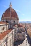 Duomo di Firenze, Italia Fotografia Stock Libera da Diritti