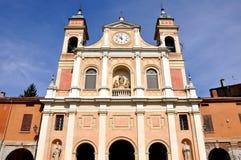 Duomo di Guastalla (Italy) Royalty Free Stock Photos