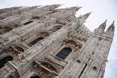 Duomo di Milano. Cathedral - Duomo di Milano, Italy Stock Images
