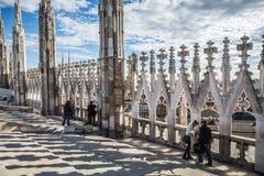 Duomo di Milano Zdjęcie Stock