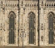 Duomo di Milano Stock Photo