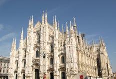 Duomo di Milano. Milan Cathedral (Duomo di Milano), in Italy Stock Photos