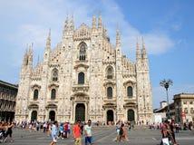 Duomo di Milano Royalty Free Stock Images
