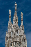 Duomo di Milano, Cathedral of Milano, Italy Stock Images