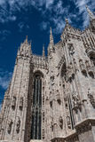 Duomo di Milano, Cathedral of Milano, Italy Stock Photos