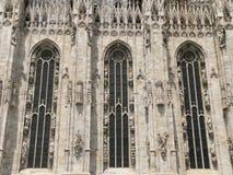 Duomo di Milano ( Italia ) Stock Photo