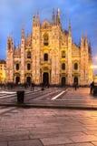 Duomo di Milano, Italia Fotografia Stock Libera da Diritti