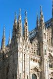 Duomo di Milano - Milan Cathedral - Italy Royalty Free Stock Photography