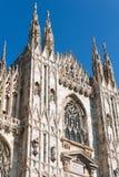 Duomo di Milano - Milan Cathedral - Italy Royalty Free Stock Photo