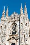 Duomo di Milano - Milan Cathedral - Italy Royalty Free Stock Image