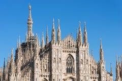 Duomo di Milano - Milan Cathedral - Italy Stock Photos
