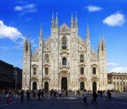 Duomo di Milano, Milan, Italy. Duomo di Milano (Milan Cathedral), Milan, Italy Royalty Free Stock Photos