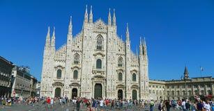 Duomo di Milano Stock Photography