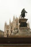 Duomo di Milano Royalty Free Stock Image