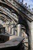 Duomo di Milato Fotografering för Bildbyråer