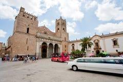 Duomo di Monreale, Sicily Royalty Free Stock Photo