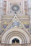 Duomo di Orvieto Stock Photos
