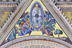 Duomo di Orvieto Royalty Free Stock Images
