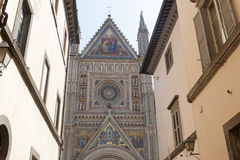 Duomo di Orvieto Royalty Free Stock Photos