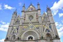 Duomo di Orvieto Stockfotografie