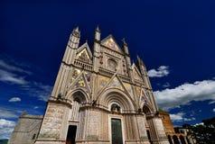 Duomo di Orvieto Stockbild