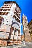 Duomo di Parma, Parma, Italy Stock Images