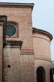Duomo di pesaro Fotografia Stock