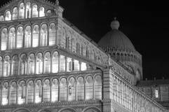 Duomo di Pisa, Italia immagine stock libera da diritti