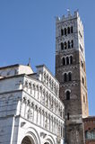 The Duomo di San Martino Royalty Free Stock Photography
