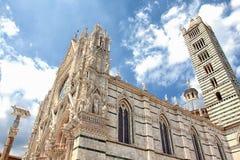 Duomo di Siena, Italy Stock Image